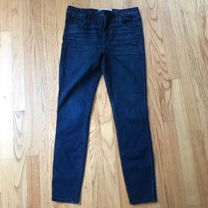 Abercrombie and Fitch Ultra Skinny High Rise Jeans
